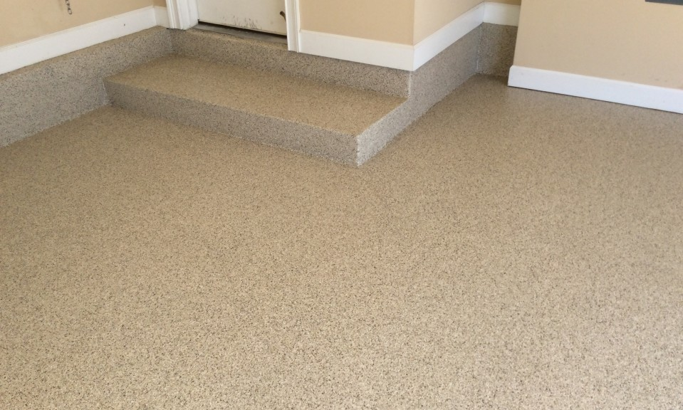 to how resurfacing your resurface garage floor completely